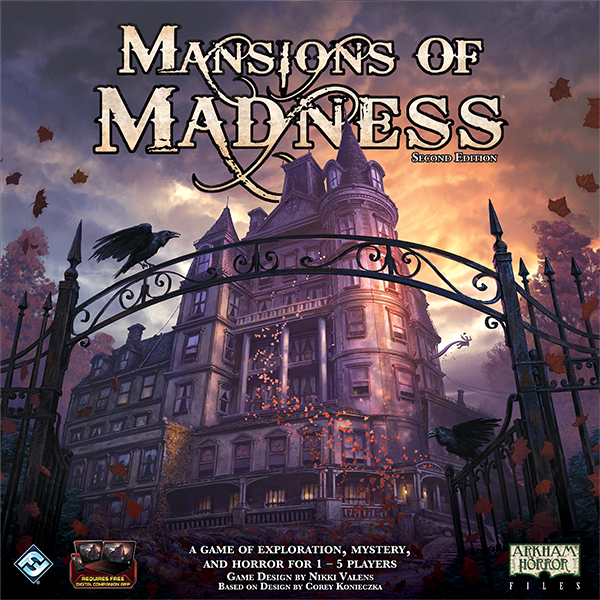 Mansions of Madness: Second Edition review