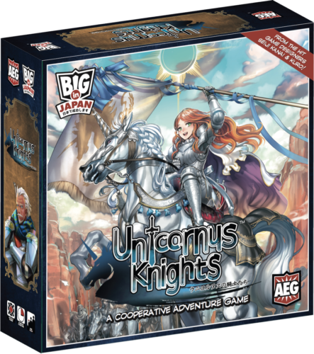 unicornus knights board game preview