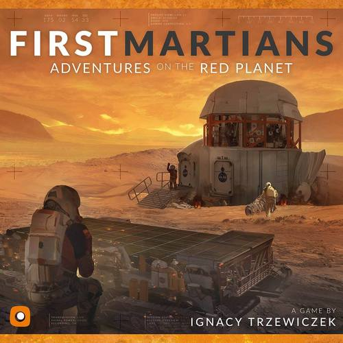 First Martians: Adventures on the Red Planet preview
