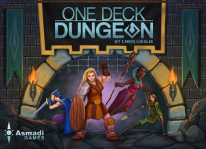 One Deck Dungeon board game review