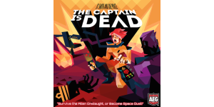 The Captain is Dead board game review