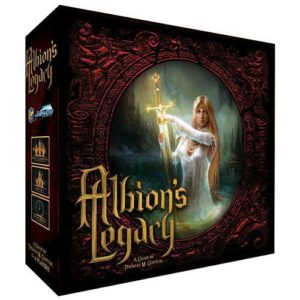 Albion's Legacy board game review
