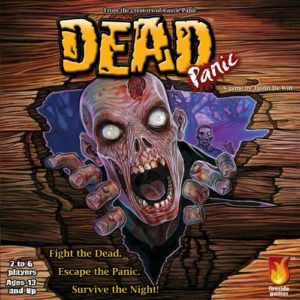 Dead Panic board game review