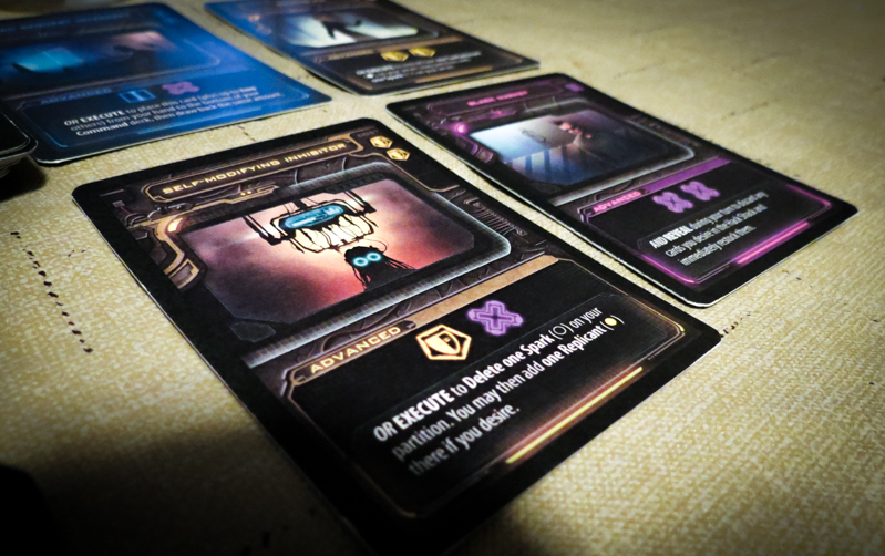 Renegade review - advanced command cards