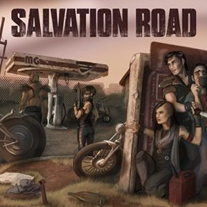 Salvation Road board game review