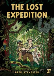The Lost Expedition board game review