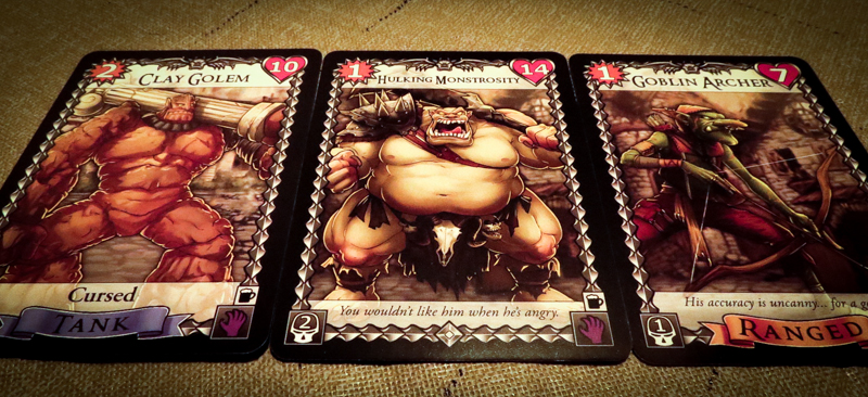 The Red Dragon Inn Battle for Greyport review - monsters
