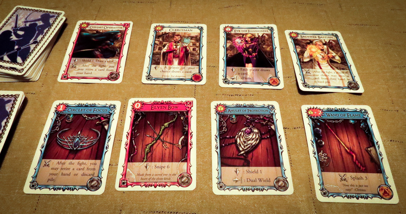 The Red Dragon Inn Battle for Greyport review - reinforcements