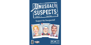 Unusual Suspects card game review