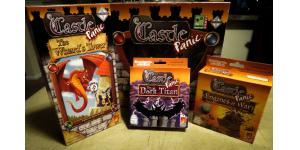 Castle Panic expansions review