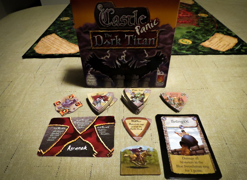 Dark Titan review