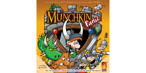 Munchkin Panic board game review