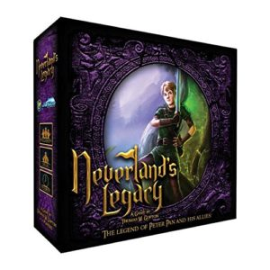 Neverland's Legacy board game review