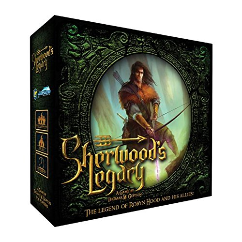 Sherwood's Legacy board game review