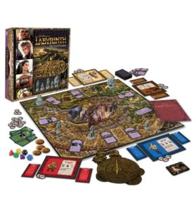 Jim Henson's Labyrinth The Board Game review