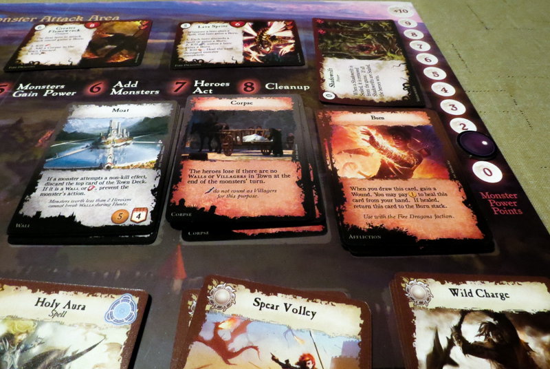 Shadowrift 2nd Edition review - monsters