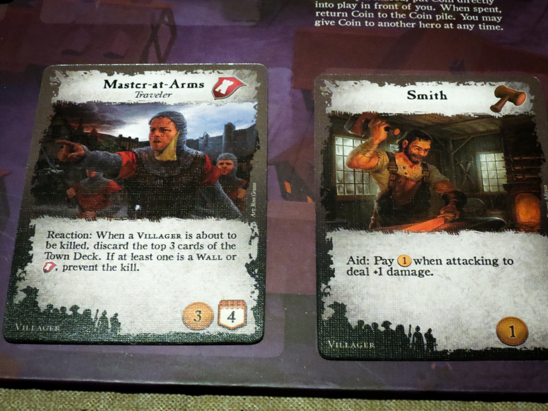 Shadowrift 2nd Edition review - villagers