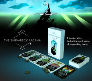 The Shipwreck Arcana board game review