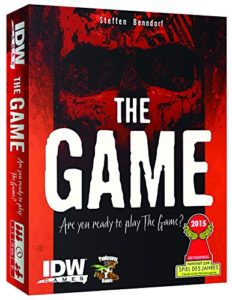 the game card game review