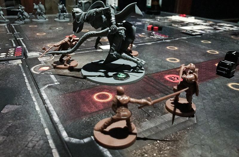 Dark Souls board game review - boss