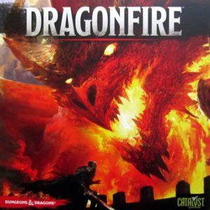 Dragonfire board game review - cover
