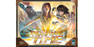 Saving Time board game review