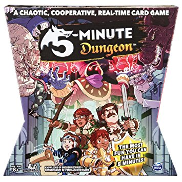 5-Minute Dungeon Review | Co-op Board Games image