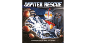 Jupiter Rescue board game review