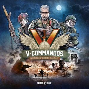 V-Commandos board game review