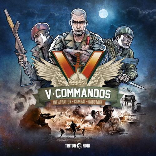 V-Commandos Review | Co-op Board Games image