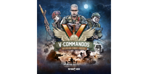V-Commandos board game review