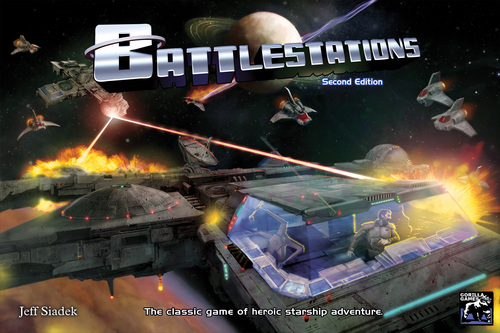 Battlestations Second Edition board game review