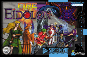 Fire of Eidolon board game review