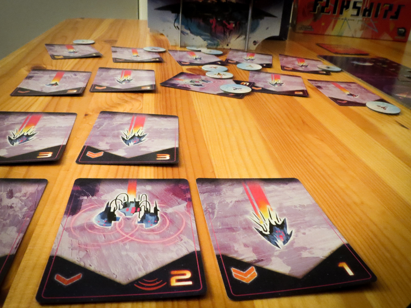 Flip Ships review - enemy ships