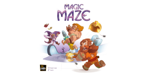 Magic Maze board game review