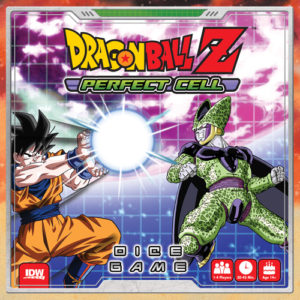 Dragon Ball Z Perfect Cell preview