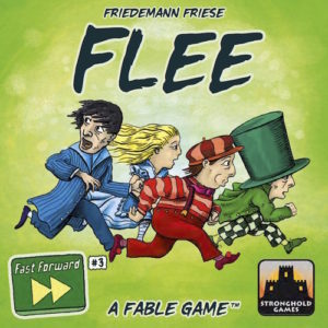 Fast Forward FLEE board game review