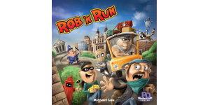 Rob 'n Run board game review
