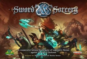 Sword & Sorcery board game review