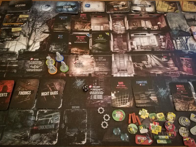 Juegos de mesa. - Página 4 This-War-of-Mine-The-Board-Game-the-house