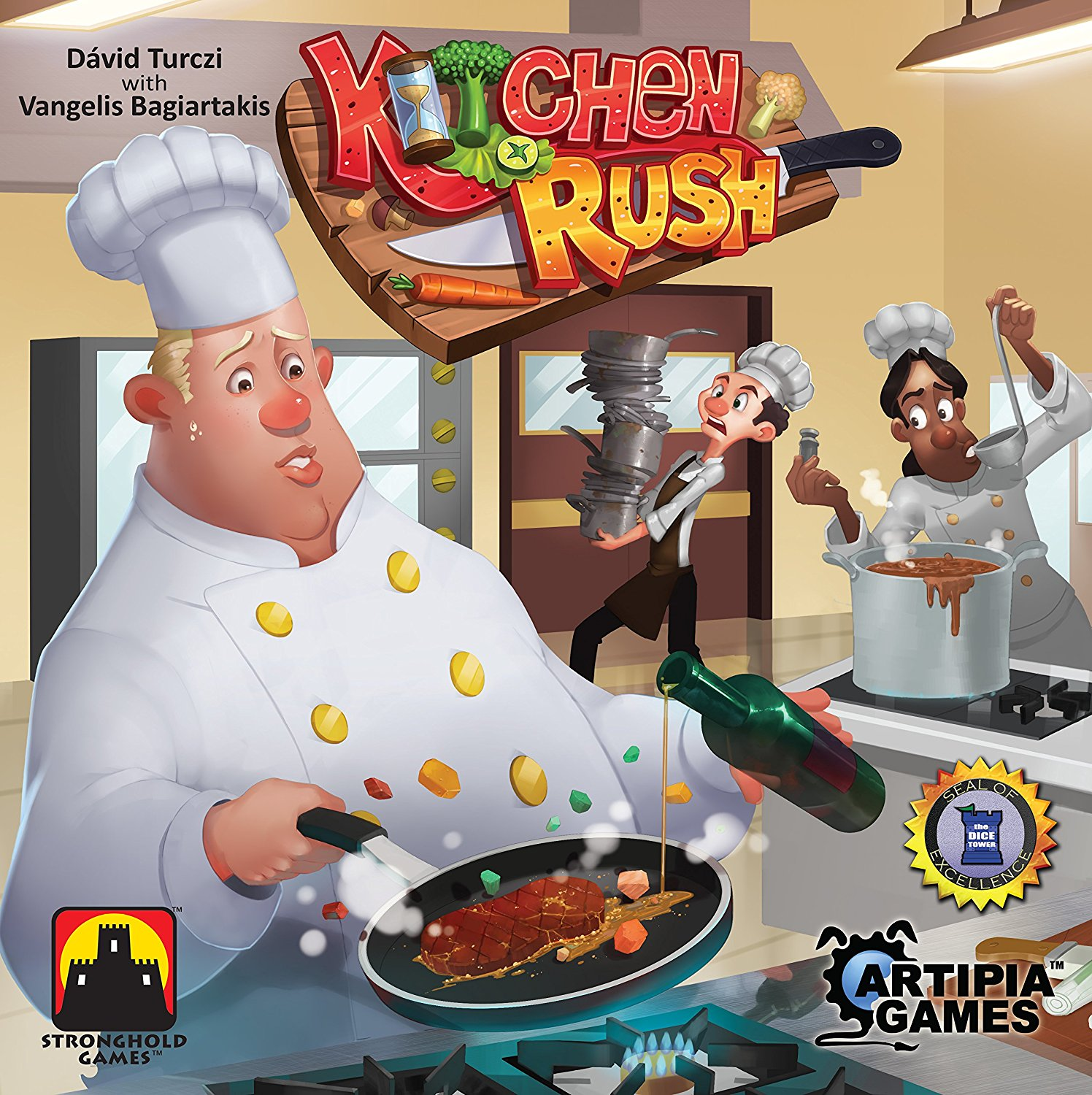 Top 5 Real-Time Cooperative Board Games