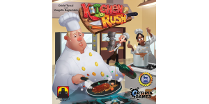Kitchen Rush board game review