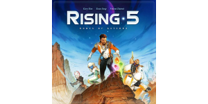 Rising 5 board game review