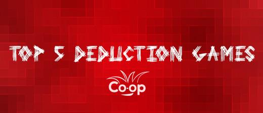 top 5 cooperative deduction board games