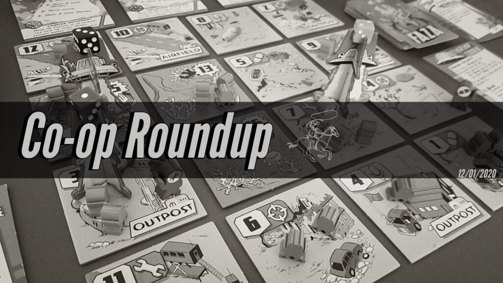 Co-op Roundup - December 01, 2020