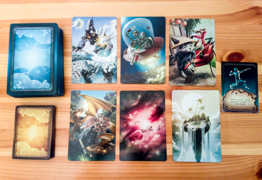 Muse card game review - Masterpiece cards