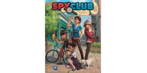 Spy Club board game review