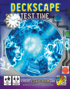 Deckscape Test Time card game review