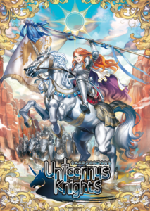 Unicornus Knights board game review
