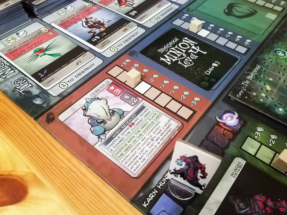 Direwild review - enemy minion